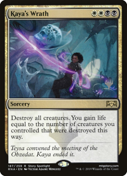 Kaya's Wrath image