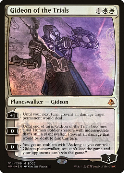 Gideon of the Trials image