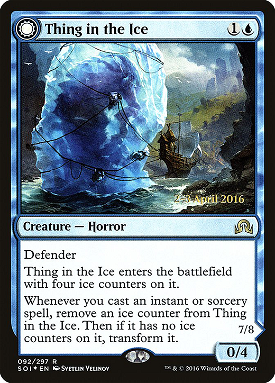 Thing in the Ice // Awoken Horror image