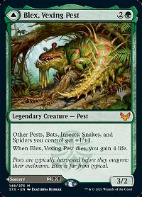 Blex, Vexing Pest // Search for Blex image