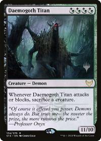 Daemogoth Titan image