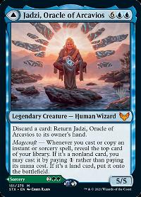 Jadzi, Oracle of Arcavios // Journey to the Oracle image