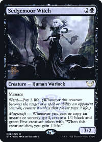 Sedgemoor Witch image