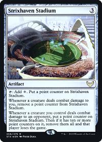 Strixhaven Stadium image