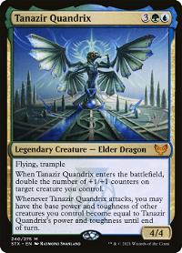 Tanazir Quandrix image
