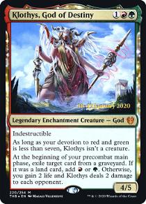 Klothys, God of Destiny image