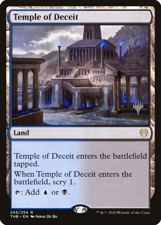 Temple of Deceit image