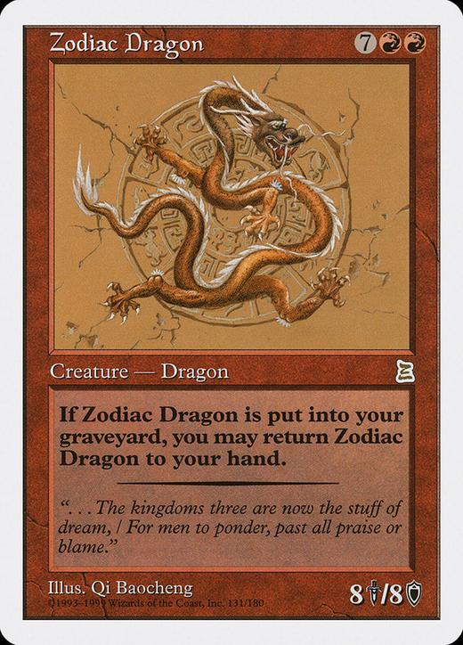 Zodiac Dragon image