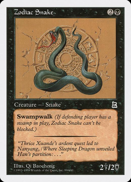 Zodiac Snake image