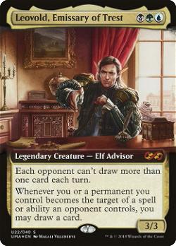 Leovold, Emissary of Trest image