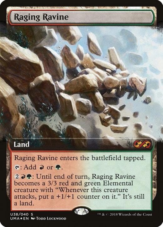 Raging Ravine image