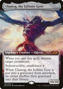 Ulamog, the Infinite Gyre image