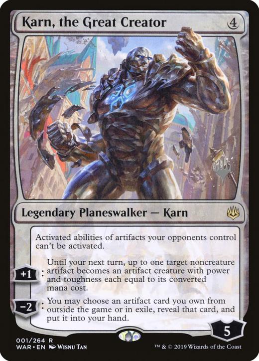 Karn, the Great Creator?&width=200