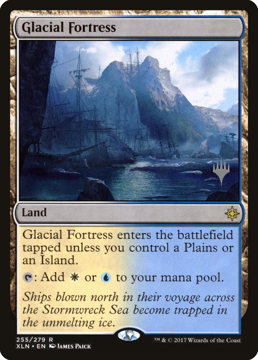 Glacial Fortress image