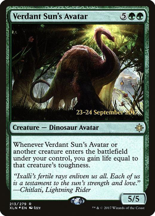 Verdant Sun's Avatar?&width=200