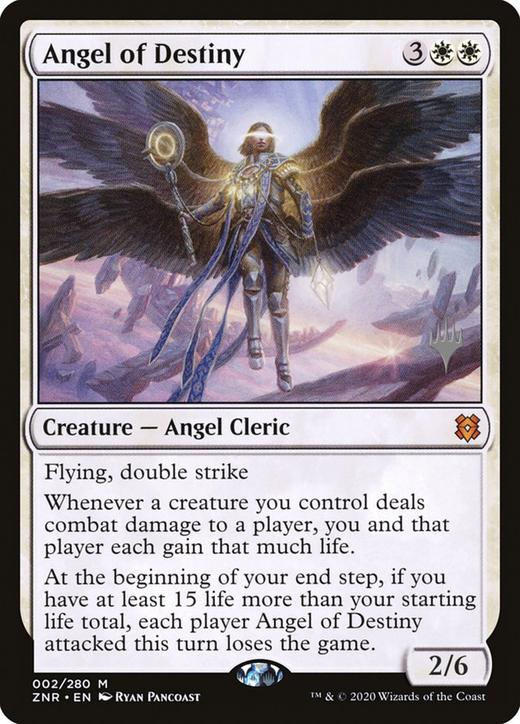 Angel of Destiny image