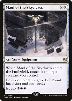 Maul of the Skyclaves image