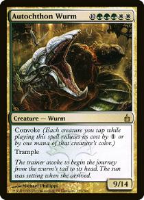 Autochthon Wurm image