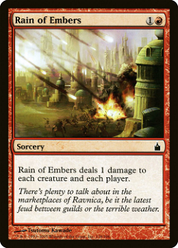 Rain of Embers image