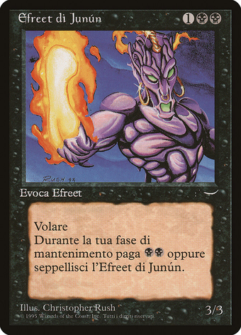 Junún Efreet image