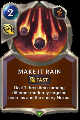 Make it Rain image