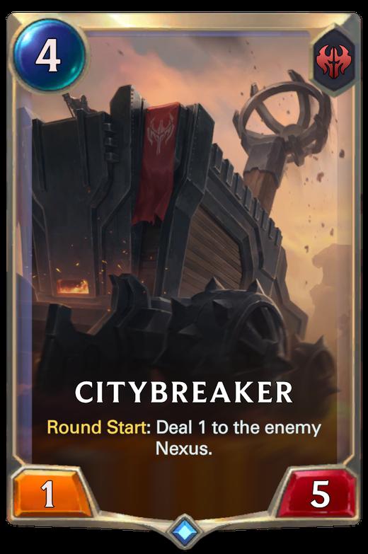 Citybreaker image