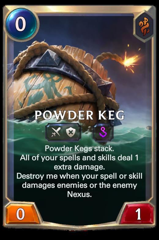 Powder Keg image