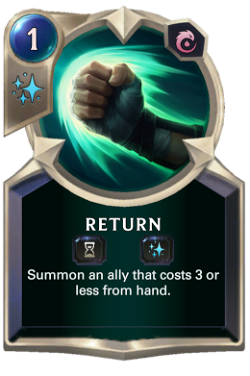 Return image