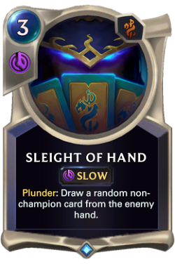 Sleight of Hand image