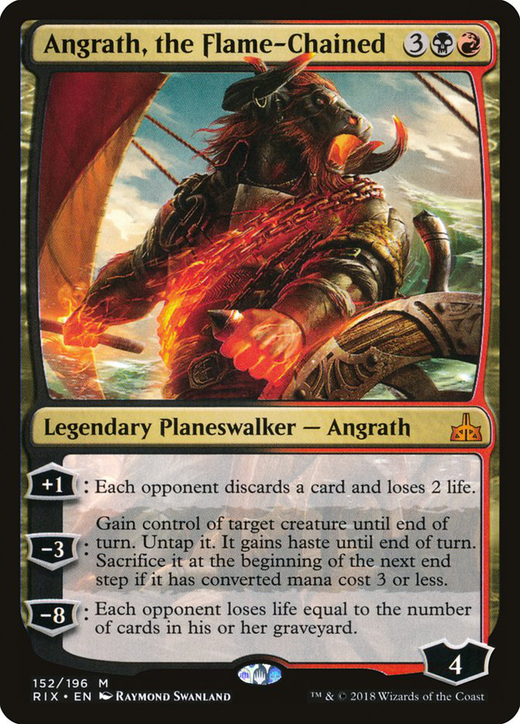 Angrath, the Flame-Chained image