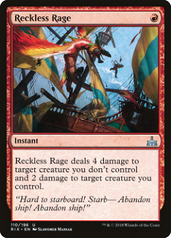 Reckless Rage image