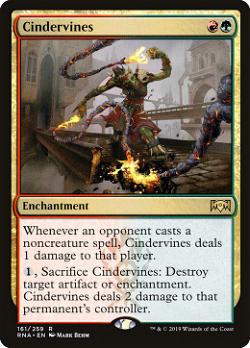 Cindervines image
