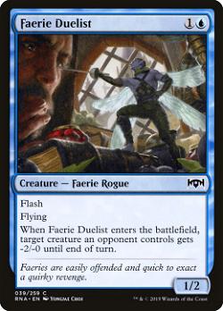 Faerie Duelist image