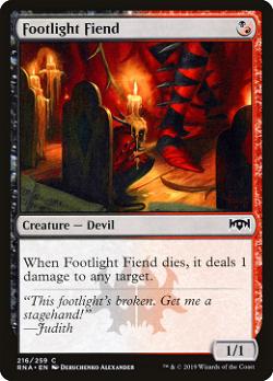 Footlight Fiend image