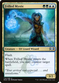 Frilled Mystic image