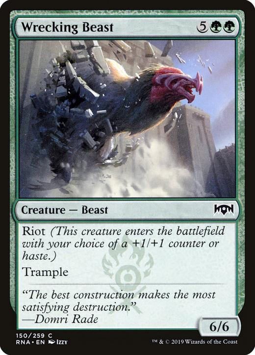 Wrecking Beast image