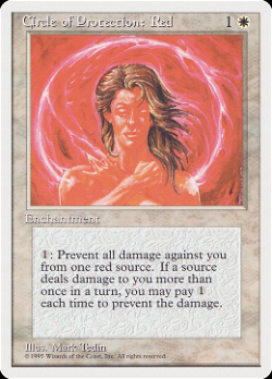 Circle of Protection: Red image