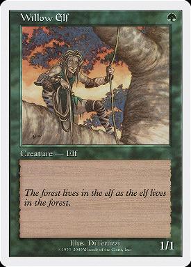 Willow Elf image