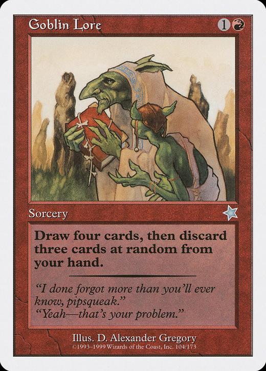 Goblin Lore image