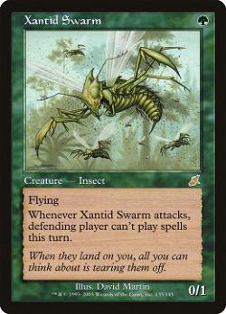 Xantid Swarm image