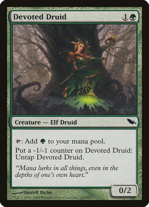 Devoted Druid image