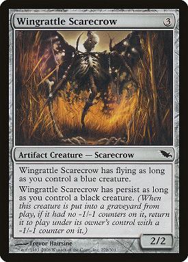Wingrattle Scarecrow image