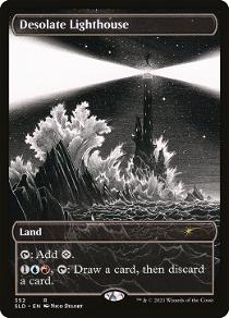 Desolate Lighthouse image
