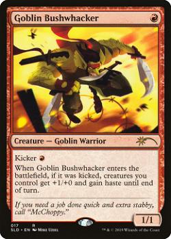 Goblin Bushwhacker image