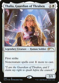 Thalia, Guardian of Thraben image