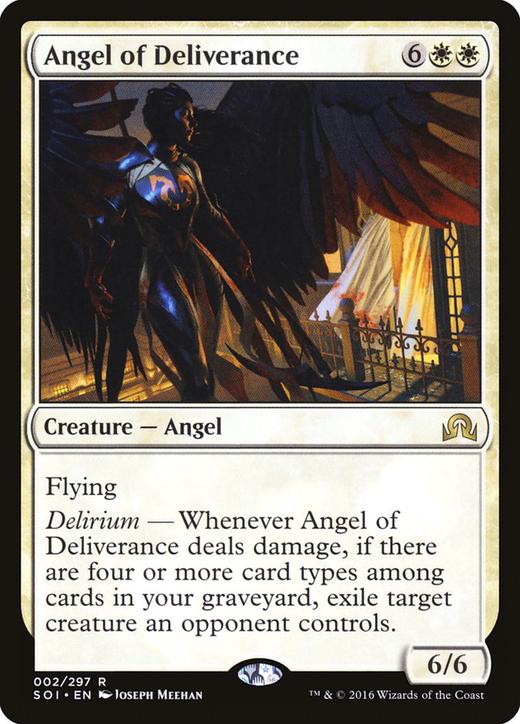 Angel of Deliverance image