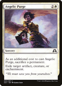 Angelic Purge image