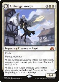 Archangel Avacyn // Avacyn, the Purifier image