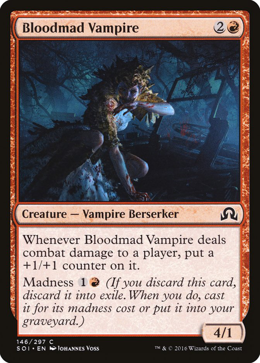 Bloodmad Vampire image
