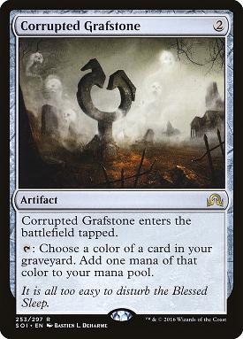 Corrupted Grafstone image